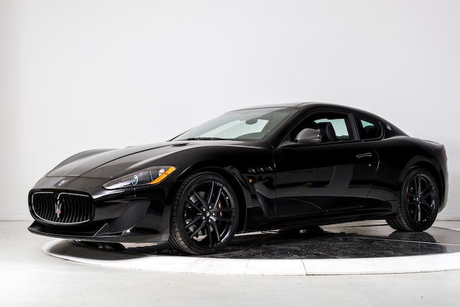 2012 MASERATI GT MC Coupe for sale in Plainview, NY at Maserati of Long Island