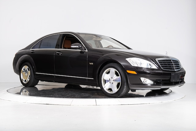 Used 2007 mercedes benz s600 for sale plainview near for Mercedes benz of long island