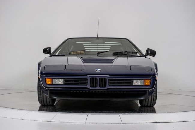 Used 1979 BMW M1 For Sale | Plainview near Long Island, NY | VIN ...