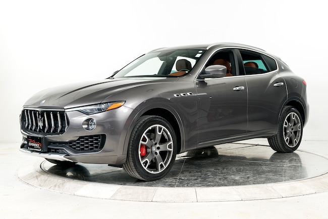 2017 MASERATI LEVANTE Sedan for sale in Plainview, NY at Maserati of Long Island