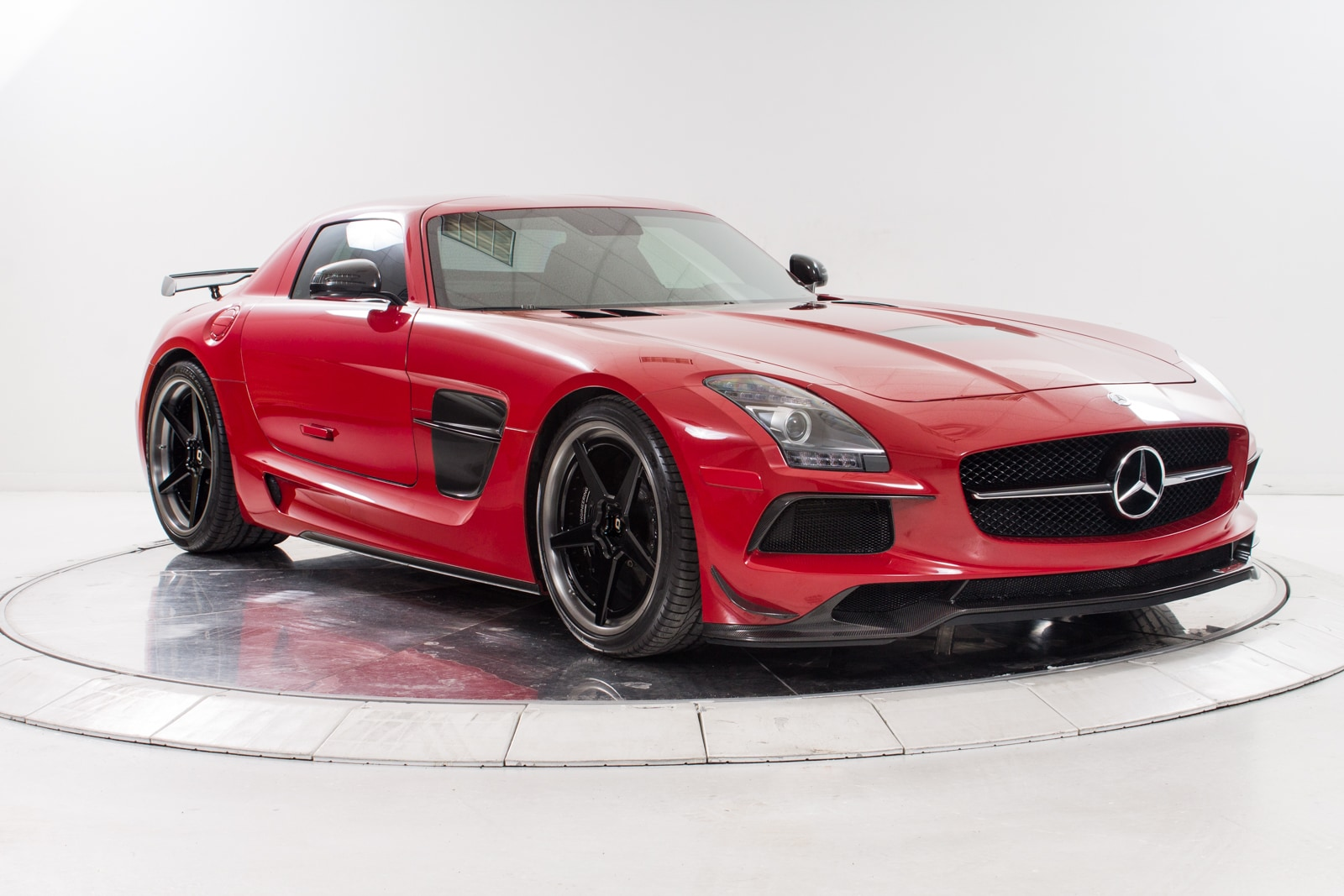Used 2014 mercedes benz sls amg black series for sale for Used mercedes benz amg for sale