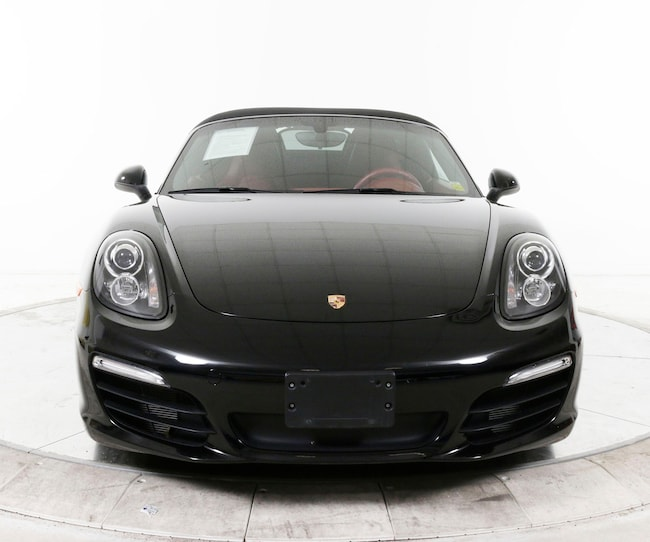 Porsche Boxster Engine Options: Used 2014 PORSCHE BOXSTER S For Sale