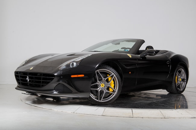 2016 FERRARI CALIFORNIA T Convertible for sale in Fort Lauderdale, FL at Ferrari of Fort Lauderdale