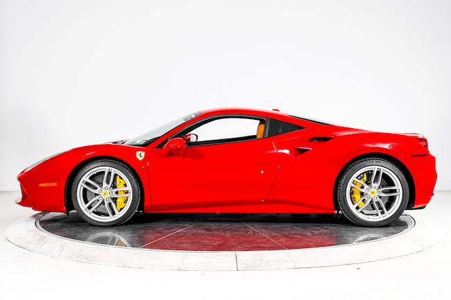 Used 2016 Ferrari 488 Gtb For Sale Plainview Ny Near Long Island