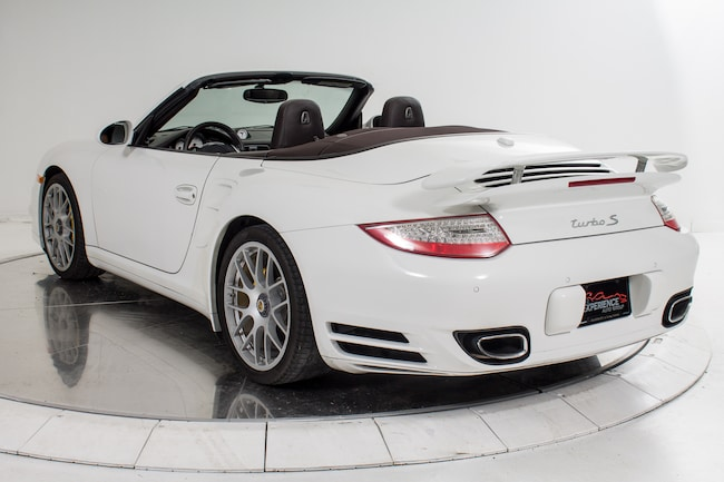 used 2011 porsche 911 turbo s cabriolet for sale plainview near long island ny vin. Black Bedroom Furniture Sets. Home Design Ideas