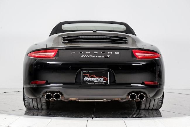 Used 2013 Porsche 911 Carrera S Cabriolet For Sale Plainview Near