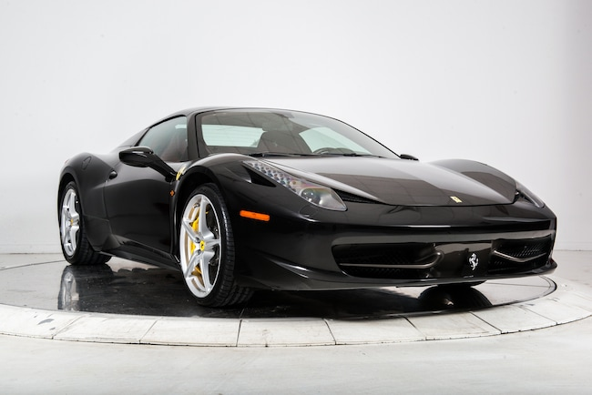 Used 2012 Ferrari 458 Spider For Sale Plainview Near Long Island