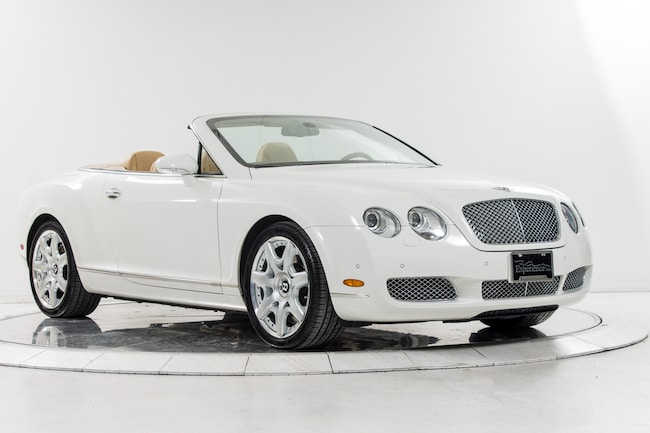 Used 2008 Bentley Continental Gtc For Sale Plainview Near Long