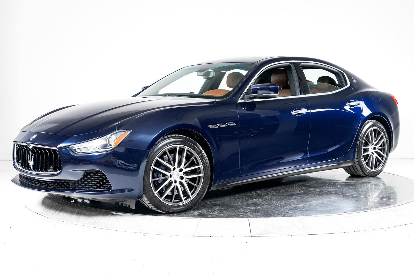 Used 2014 Maserati Ghibli S Q4 For Sale Plainview Ny Near Long