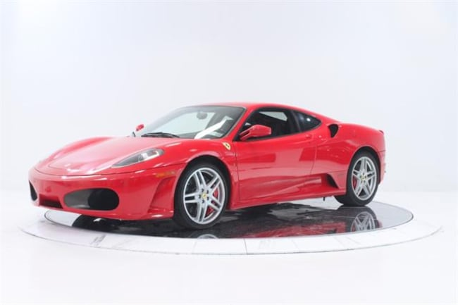 2008 FERRARI F430 BERLINETTA F1 Coupe for sale in Plainview, NY at Maserati of Long Island