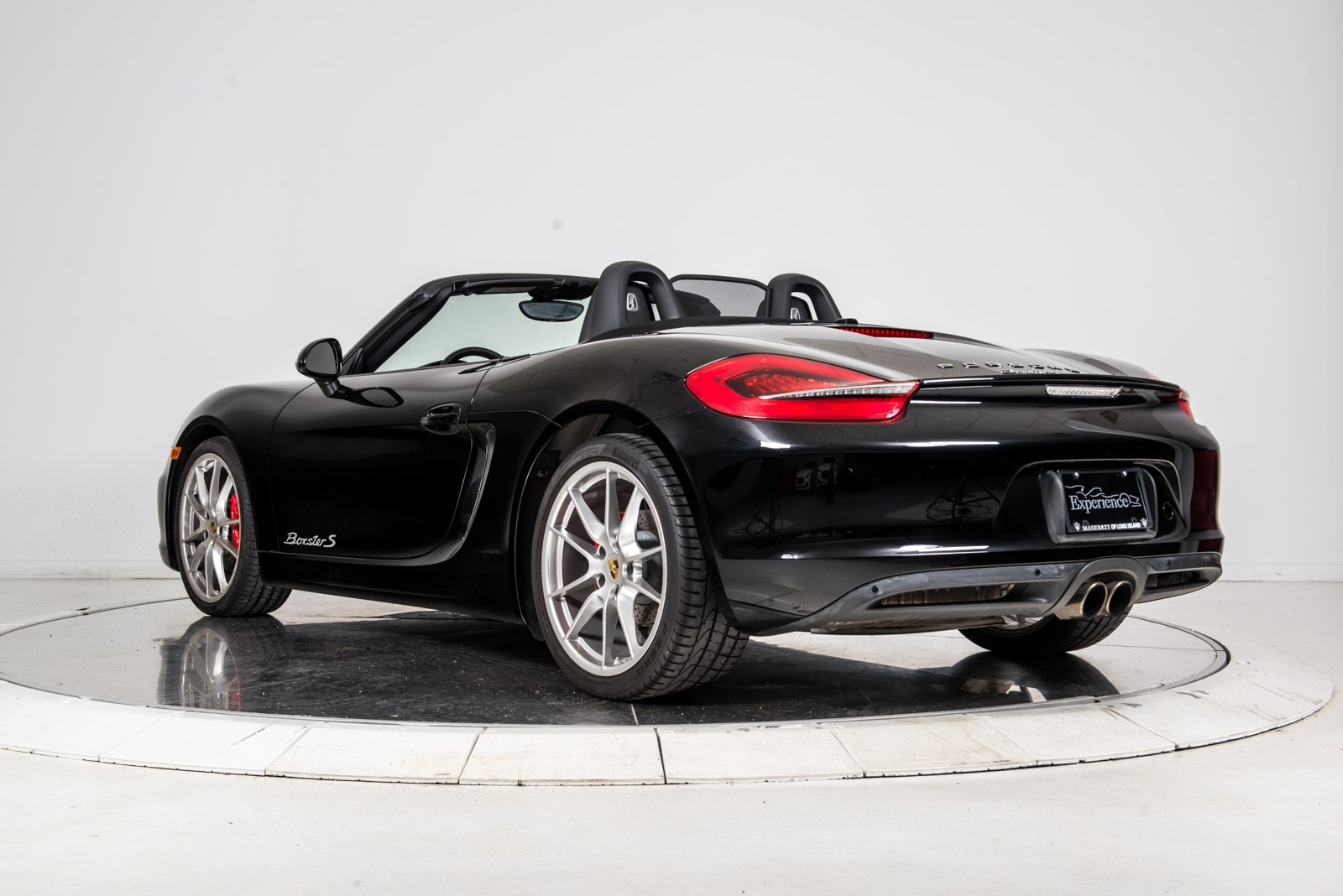 used 2013 porsche boxster s for sale plainview near long island ny vin wp0cb2a89ds132630. Black Bedroom Furniture Sets. Home Design Ideas
