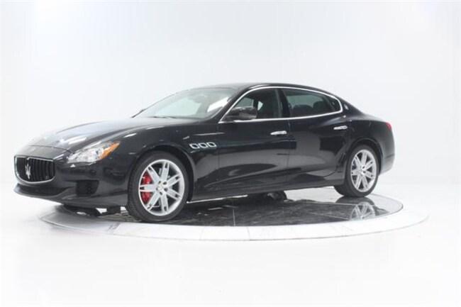 2014 MASERATI QUATTROPORTE GTS Sedan for sale in Plainview, NY at Maserati of Long Island