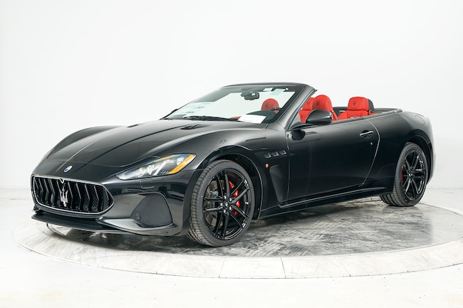 2018 MASERATI GT CONVERTIBLE MC Convertible for sale in Plainview, NY at Maserati of Long Island