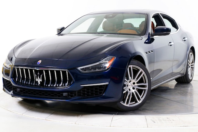 2019 MASERATI GHIBLI S Q4 GRANLUSSO Sedan for sale in Plainview, NY at Maserati of Long Island
