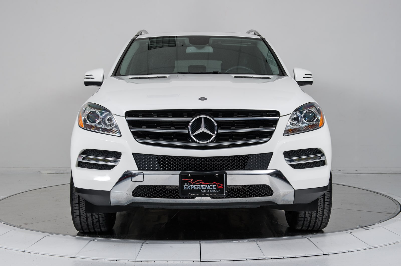 Used 2014 mercedes benz ml350 4matic for sale plainview for Mercedes benz of long island