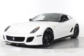 2011 FERRARI 599 GTO Coupe in Plainview, NY at Maserati of Long Island