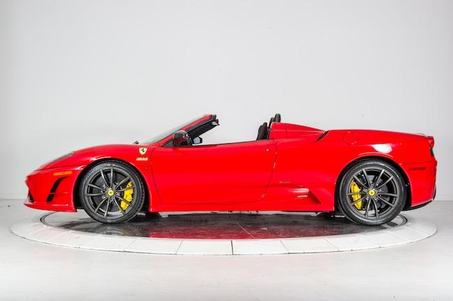 Used 2009 Ferrari F430 Scuderia Spider 16m For Sale Plainview Near