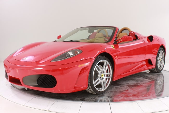 2007 FERRARI F430 SPIDER F1 Convertible for sale in Plainview, NY at Ferrari of Long Island