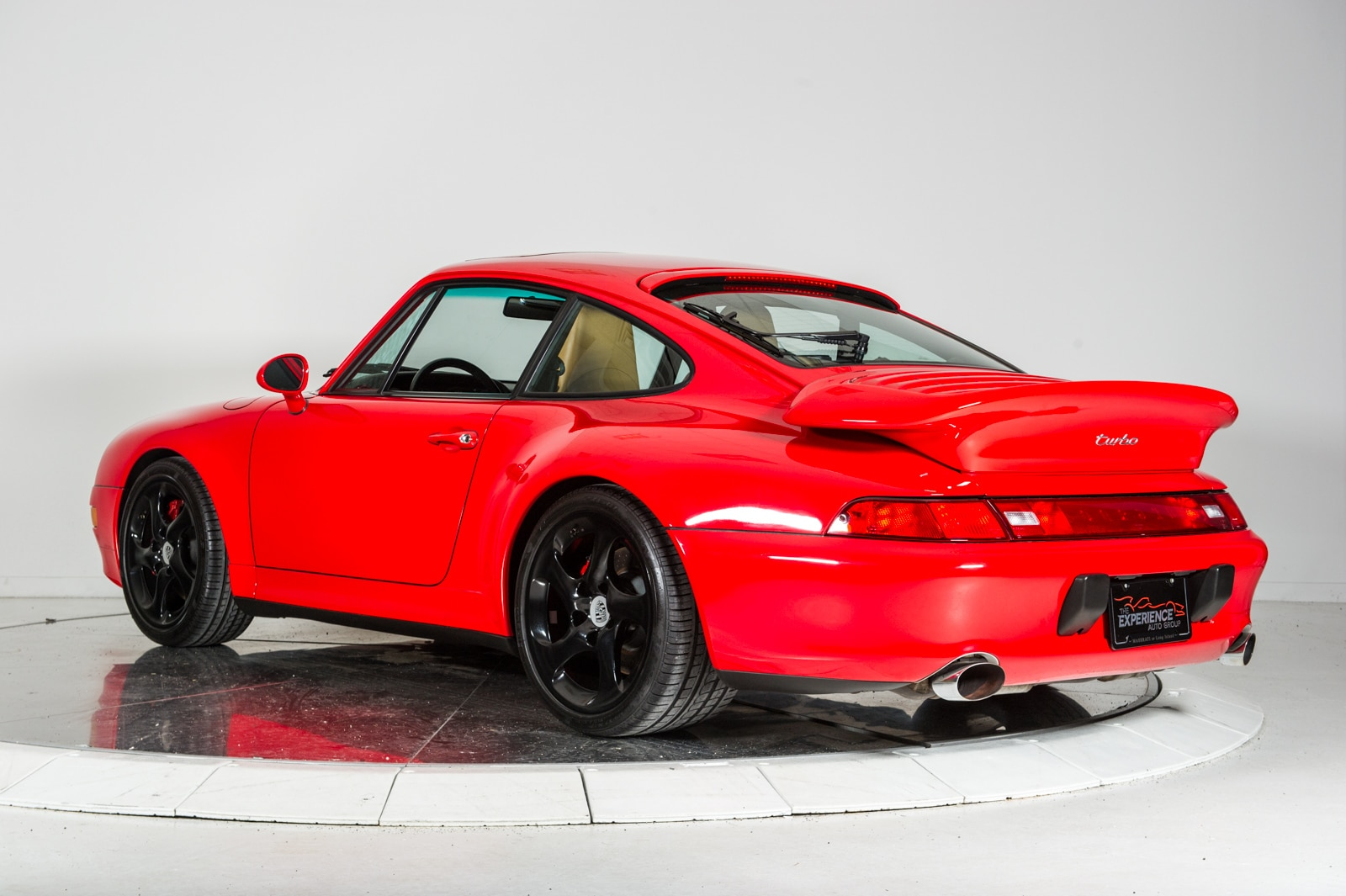 used 1996 porsche 911 turbo for sale fort lauderdale fl. Black Bedroom Furniture Sets. Home Design Ideas