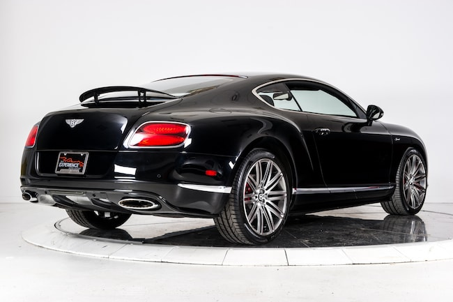 Used 2015 BENTLEY CONTINENTAL GT SPEED For Sale | Plainview near ...