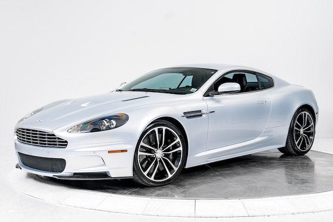 2009 ASTON MARTIN DBS Coupe for sale in Fort Lauderdale, FL at Ferrari of Fort Lauderdale