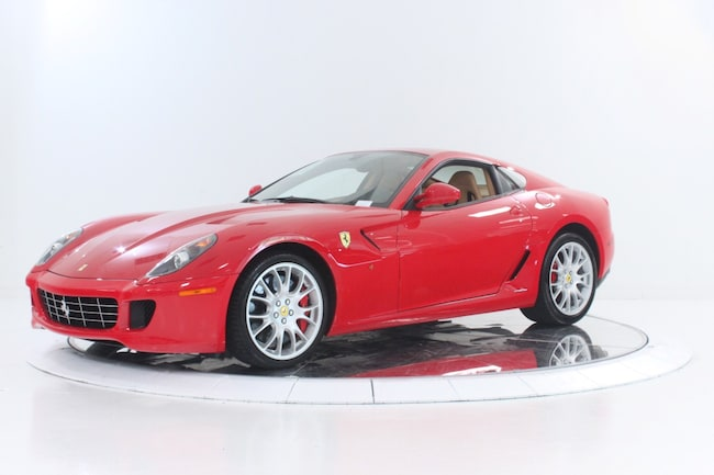 2008 FERRARI 599 GTB F1 Coupe for sale in Plainview, NY at Maserati of Long Island
