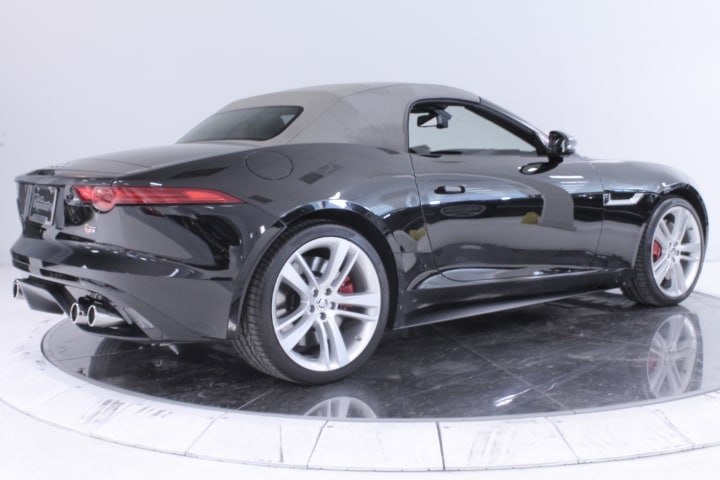 ... 2014 JAGUAR F TYPE V8 S CONVERTIBLE Convertible For Sale In Plainview,  NY At ...