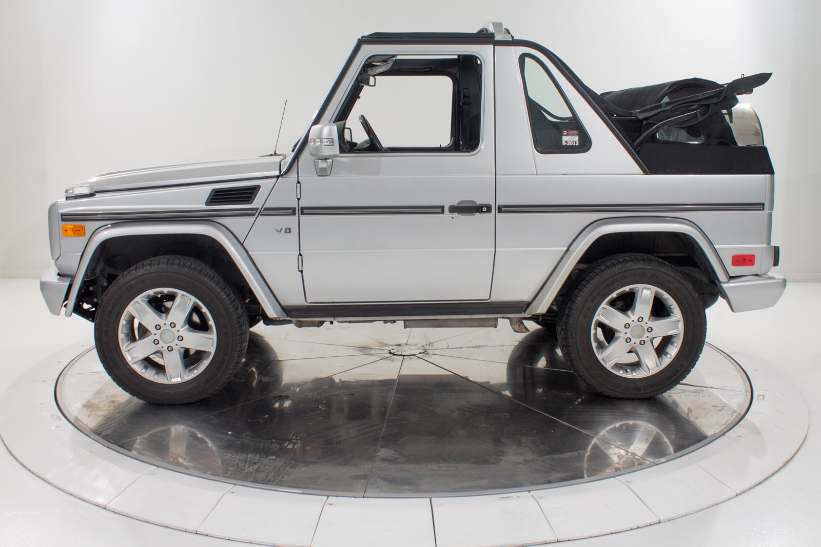 Used 2006 Mercedes Benz G500 Convertible For Sale