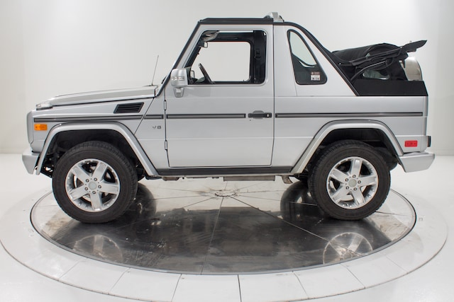 Used 2006 mercedes benz g500 convertible for sale for Mercedes benz of long island