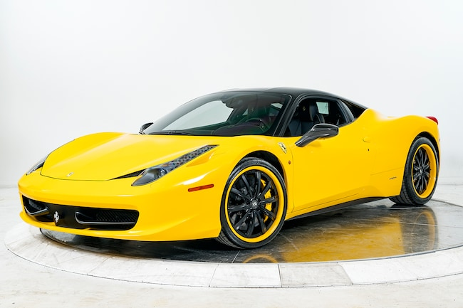 Ferrari 458 Italia For Sale >> Used 2013 Ferrari 458 Italia For Sale Plainview Ny Near Long