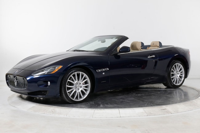 2015 MASERATI GT CONVERTIBLE Convertible for sale in Great Neck, NY at Gold Coast Maserati