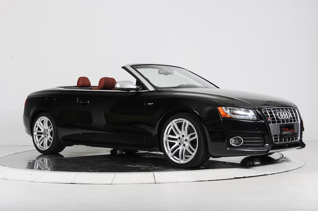Used 2012 AUDI S5 CABRIOLET For Sale | Plainview near Long Island ...
