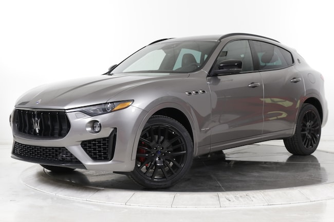 2019 MASERATI LEVANTE GRANSPORT SUV for sale in Plainview, NY at Maserati of Long Island