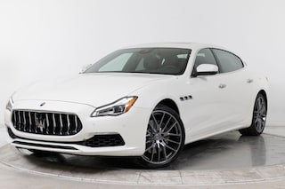 2018 MASERATI QUATTROPORTE S Q4 GRANLUSSO Sedan in Fort Lauderdale, FL at Ferrari of Fort Lauderdale