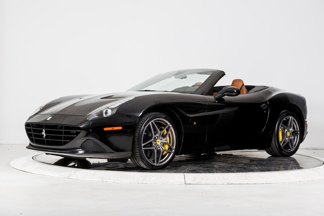 2016 FERRARI CALIFORNIA T Convertible for sale in Plainview, NY at Ferrari of Long Island