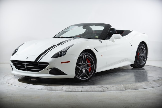 Ferrari Long Island >> Used 2018 Ferrari California T For Sale Plainview Ny Near