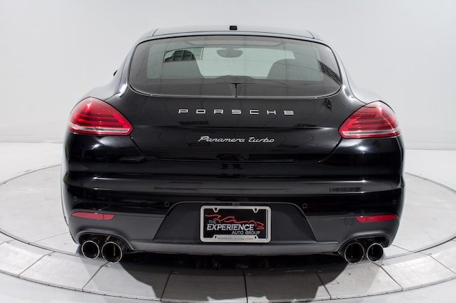 Used 2014 porsche panamera turbo executive for sale plainview 2014 porsche panamera turbo executive hatchback for sale in plainview ny at maserati of long sciox Gallery