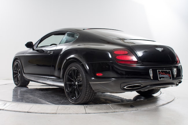 Used 2011 Bentley Continental Supersports For Sale Plainview Near