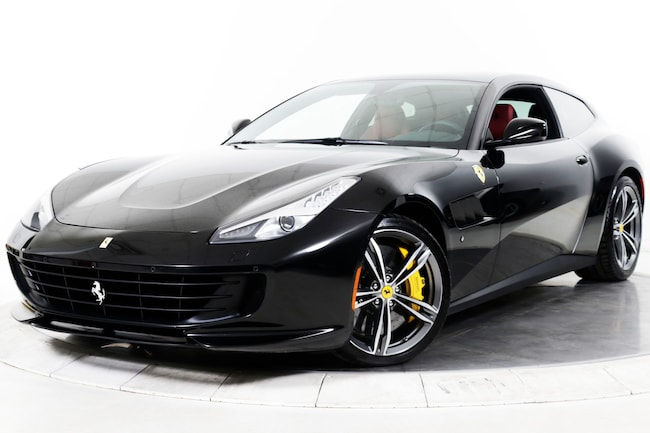 2018 FERRARI GTC4LUSSO Hatchback for sale in Plainview, NY at Maserati of Long Island