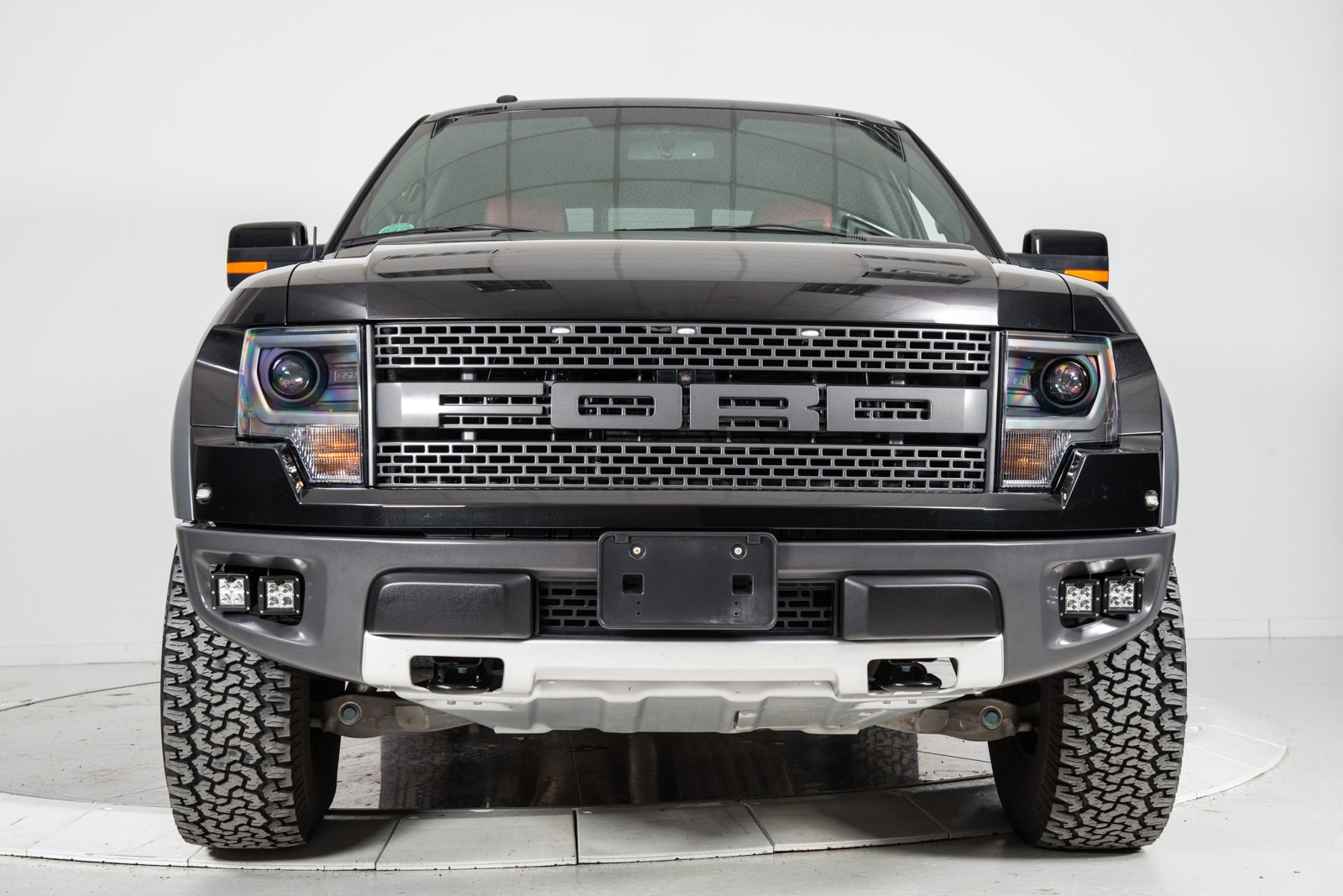2014 ford f 150 svt raptor crew cab short bed truck for sale in plainview - Black Ford F150 Raptor 2014