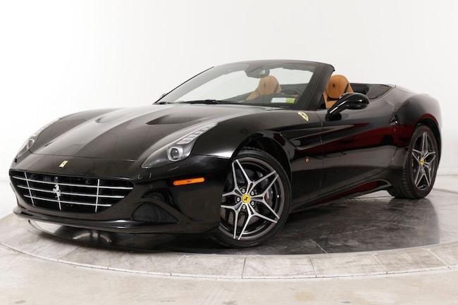 2016 FERRARI CALIFORNIA T Convertible for sale in Plainview, NY at Ferrari of Long Island