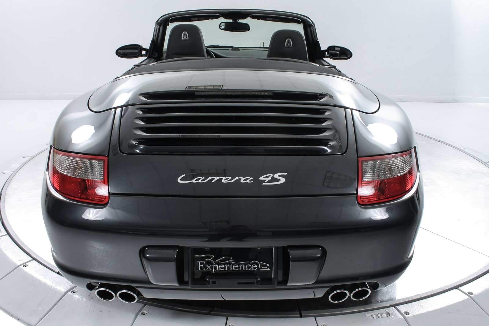 used 2006 porsche 911 carrera 4s cabriolet for sale fort. Black Bedroom Furniture Sets. Home Design Ideas