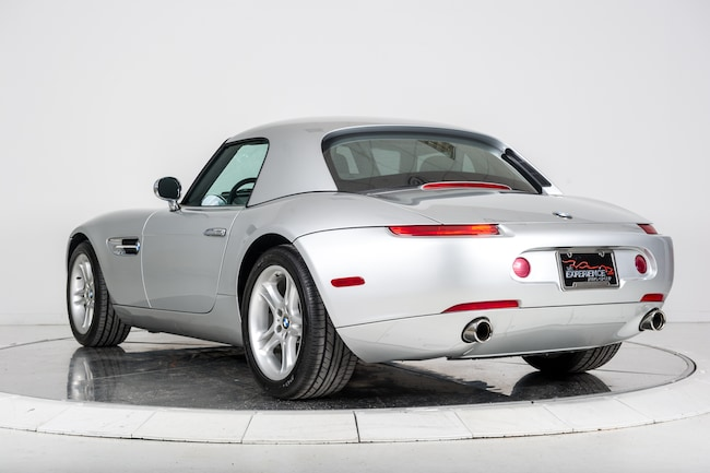 Used 2003 Bmw Z8 Roadster For Sale Plainview Near Long