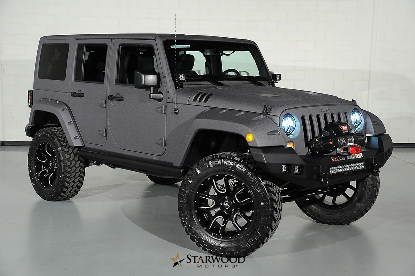 2015 Customized Jeeps For Sale