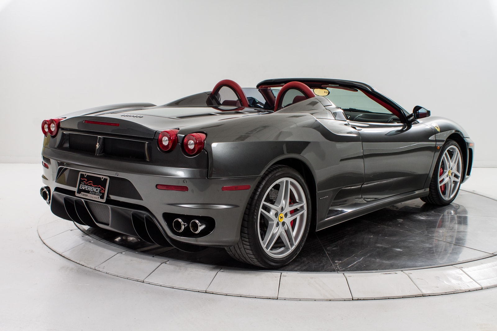 used 2008 ferrari f430 spider f1 for sale plainview near long island ny vin zffew59a680163147. Black Bedroom Furniture Sets. Home Design Ideas