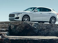 Maserati Levante luxury SUV