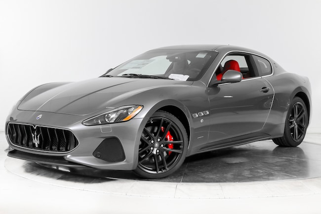 2018 MASERATI GT SPORT Coupe for sale in Fort Lauderdale, FL at Ferrari of Fort Lauderdale