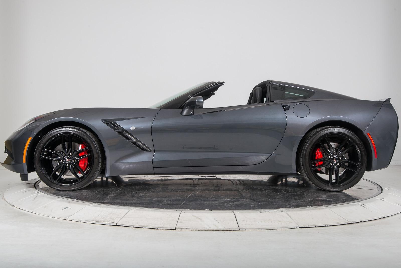 used 2014 chevrolet corvette stingray z51 3lt for sale fort lauderdale fl. Black Bedroom Furniture Sets. Home Design Ideas