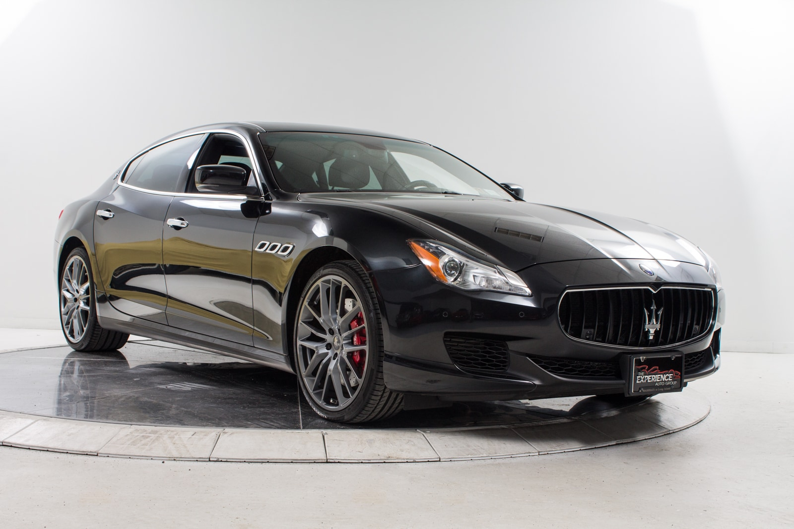 used 2014 maserati quattroporte gts for sale fort lauderdale fl zam56ppa1e1075119. Black Bedroom Furniture Sets. Home Design Ideas