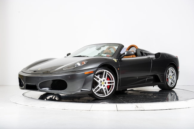 2007 FERRARI F430 SPIDER F1 Convertible for sale in Plainview, NY at Maserati of Long Island